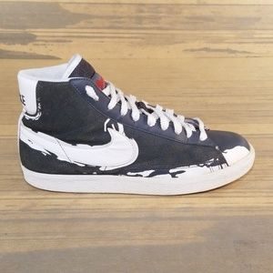 Nike Blazer High Jackie Robinson Brooklyn Dodgers